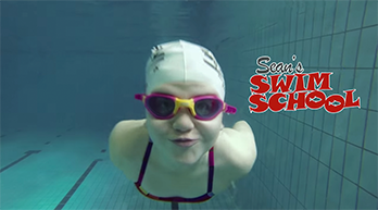 Sean's Swim School - Introduction video